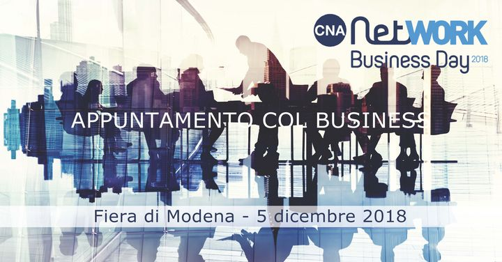 CNA Network Business Day 2018 & Zocca Officine Meccaniche